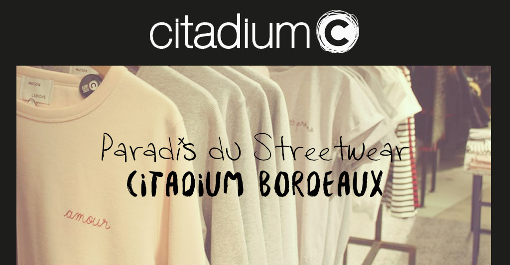Citadium Bordeaux